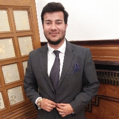 Offline tutor Danish Sohail Oxford Brookes University