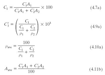 Derive the following equations: (a) Equation 4.7a (b) Equation 4