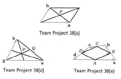 Team Project, Geometric Applications  To increase your skill in